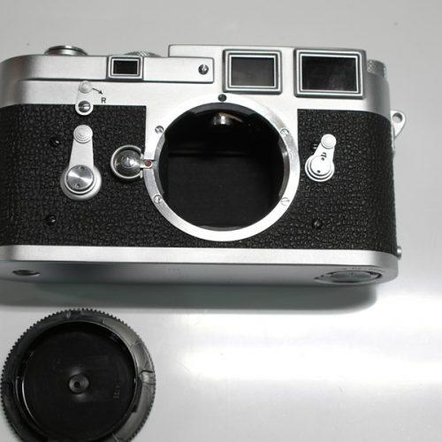 Leica M3 ボディ 83万番台  買取実績
