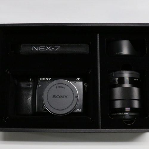 SONY ソニー NEX-7 Zoom Lens Kit NEX-7K買取実績
