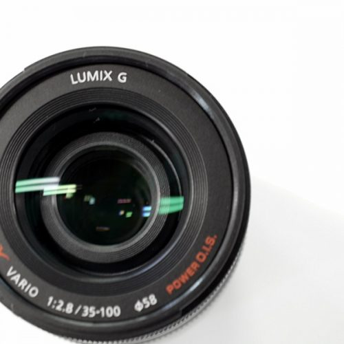 Panasonic レンズ LUMIX G X VARIO 35-100mm F2.8買取実績