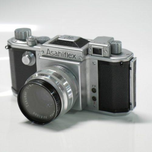 Asahiflex IIA型 + Takumar 58mm F2.4  買取実績
