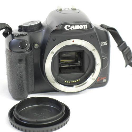 Canon EOS Kiss X2 EF-S 18-55mm F3.5-5.6 IS レンズキット買取実績