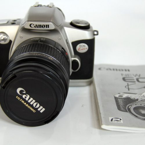 CANON EOS Kiss + EF 28-80mm買取実績