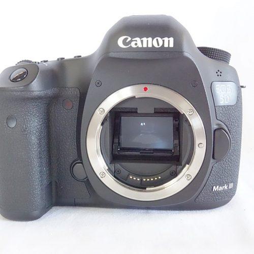 カメラ買取実績紹介「CANON キャノン EOS 5D MarkIII ボディ」