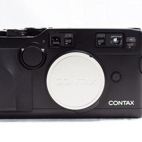 カメラ買取実績紹介「コンタックス(CONTAX)G2ボディ ブラック」