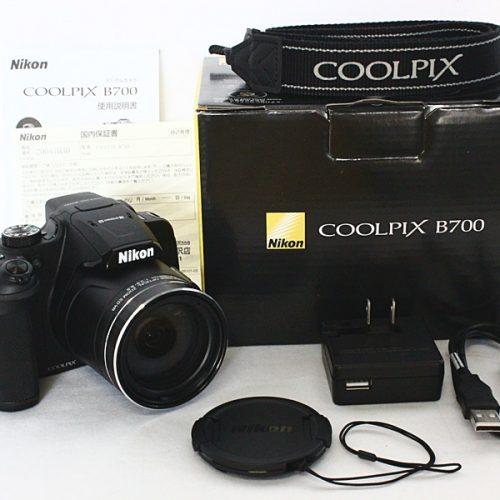 カメラ買取実績紹介「ニコン(NIKON) COOLPIX B700」