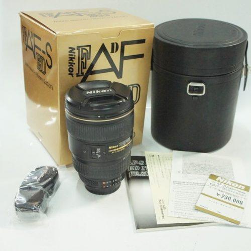 カメラ買取実績紹介「ニコン(NIKON) AF-S NIKKOR 17-35mm F2.8D ED」
