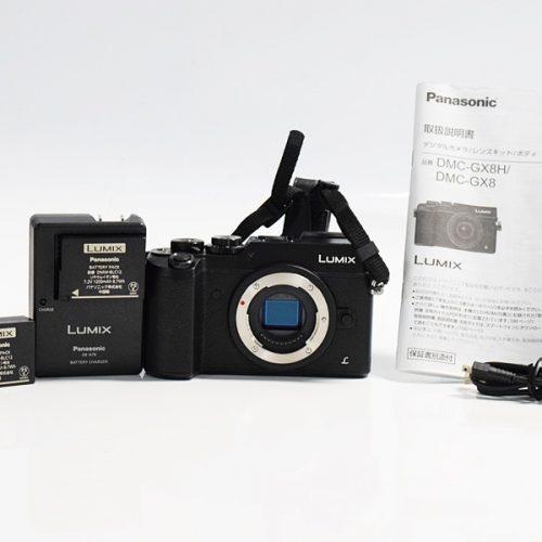 カメラ買取実績紹介「パナソニック(Panasonic) LUMIX DMC-GX8 ボディ」