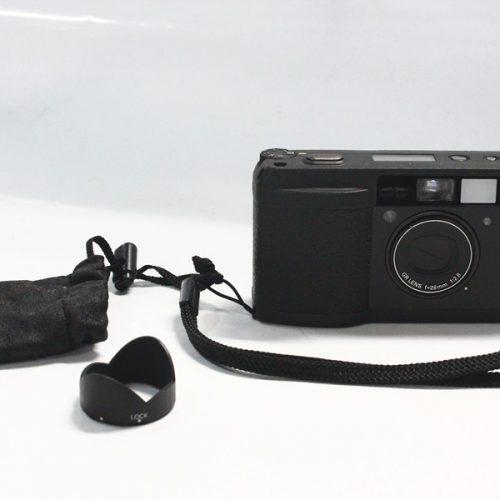 カメラ買取実績紹介「リコー(RICOH)GR1S ブラック」