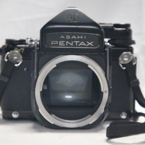 カメラ買取実績紹介「ペンタックス(PENTAX)6×7 ボディ 後期 TTL」