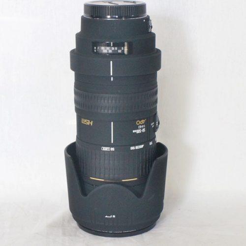 カメラ買取実績紹介「シグマ(SIGMA) EX 50-500mm F4-6.3 APO HSM Canonマウント」