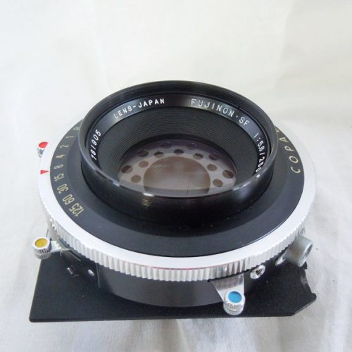 カメラ買取実績紹介「FUJI FUJINON SF 250mm F5.6」