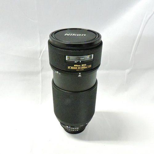 カメラ買取実績紹介「NIKON(ニコン)ED AF NIKKOR 80-200mm F2.8」