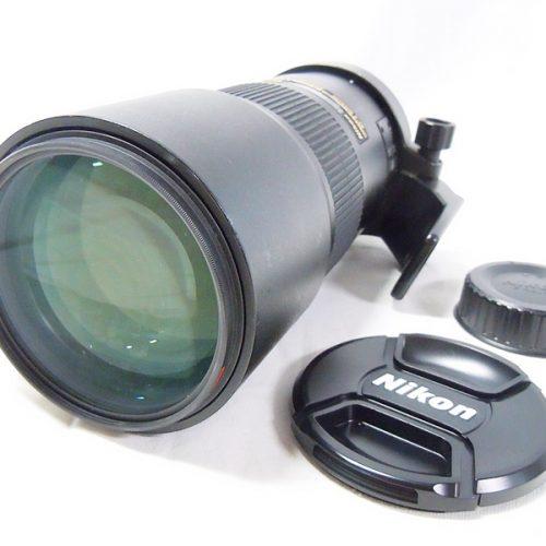 カメラ買取実績紹介「NIKON(ニコン)Ai-s ED AF-S NIKKOR 300mm 1:4D」