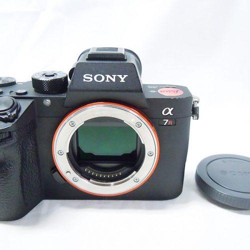 カメラ買取実績紹介「ソニー(SONY) α7R ボディ ICEL-7R」