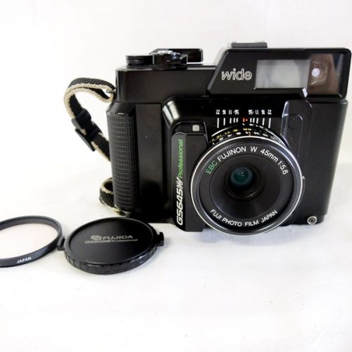 カメラ買取実績紹介「FUJI(フジ) GS645W Professional 45mm」
