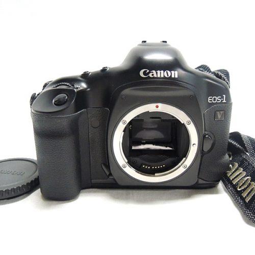 カメラ買取実績紹介「キャノン(CANON)  EOS-1 V ボディ」