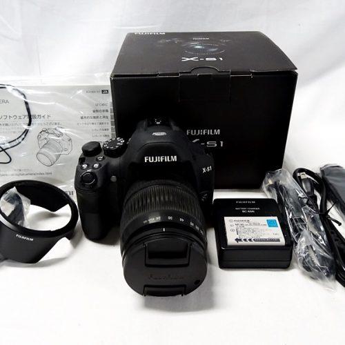 カメラ買取実績紹介「フジフィルム(FUJIFILM)デジタルカメラ X-S1」