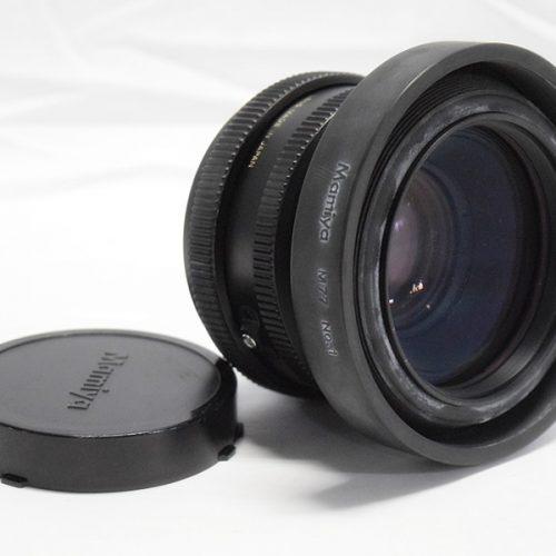 カメラ買取実績紹介「MAMIYA SEKOR Z 110mm F2.8 レンズ」