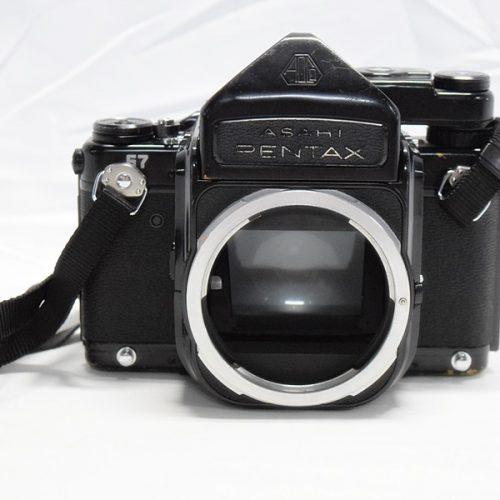 カメラ買取実績紹介「PENTAX 67 ボディ TTL」