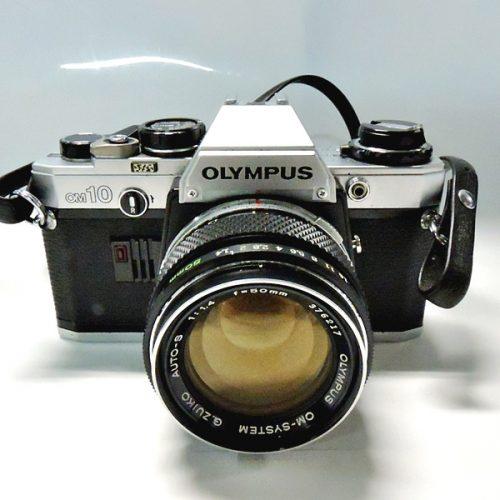 カメラ買取実績紹介「OLYMPUS オリンパス OM-10 ZUIKO AUTO-S 50mm F1.4」