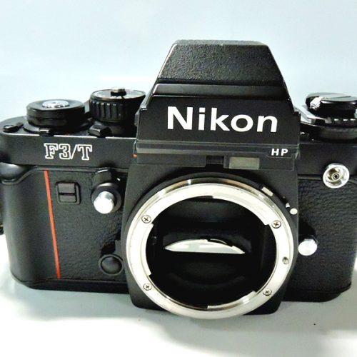 カメラ買取実績紹介「Nikon ニコン F3/T HP ボディ」