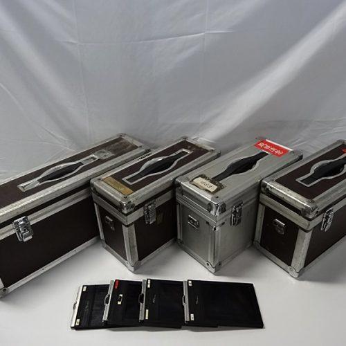 カメラ買取実績紹介「FIDELITY LISCO フィデリティ リスコ 4×5 フィルムホルダー 約115枚 おまとめ【140サイズ2個口配送】」