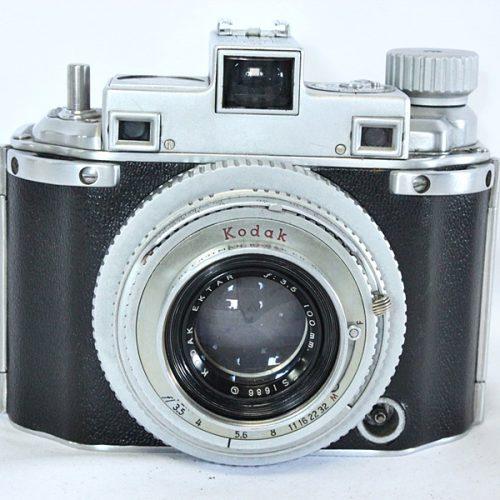 カメラ買取実績紹介「Kodak コダック MEDALISTII」