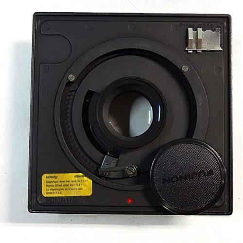 カメラ買取実績紹介「FUJI フジ FUJINON C 450mm F12.5 レンズ Sinar シャッターユニット」