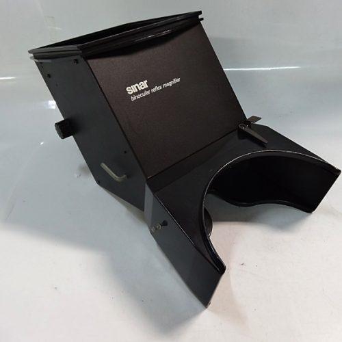カメラ買取実績紹介「Sinar ジナー binocular reflex magnifier レフレックス ファインダー」