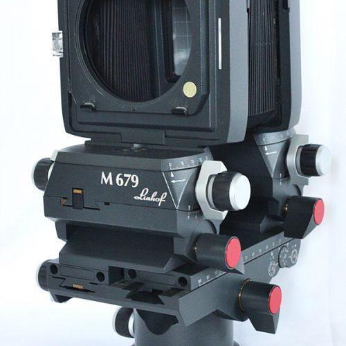 カメラ買取実績紹介Linhof リンホフ M679 ボディ」