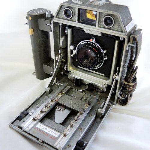 カメラ買取実績紹介「TOPCON HORSEMAN 970 ボディ + 90mm F5.6」