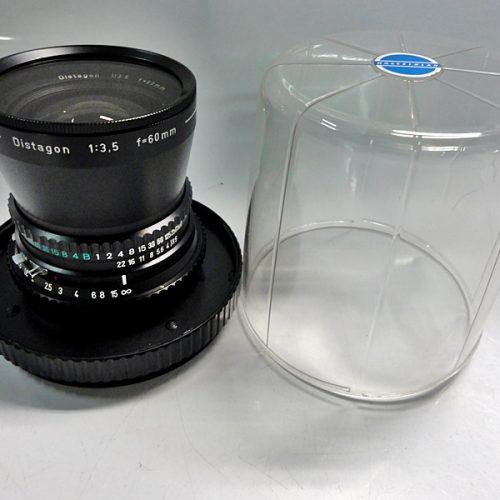 カメラ買取実績紹介「HASSELBLAD ハッセルブラッド Distagon 60mm F3.5 T* レンズ」