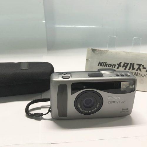 カメラ買取実績紹介「Nikon ニコン メタルズーム ZOOM310AF QUARTZ DATE」