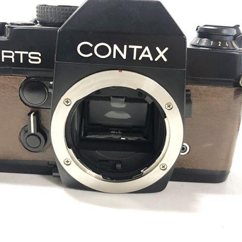 カメラ買取実績紹介「CONTAX コンタックス RTSボディ 貼替有り・ネーム入り」