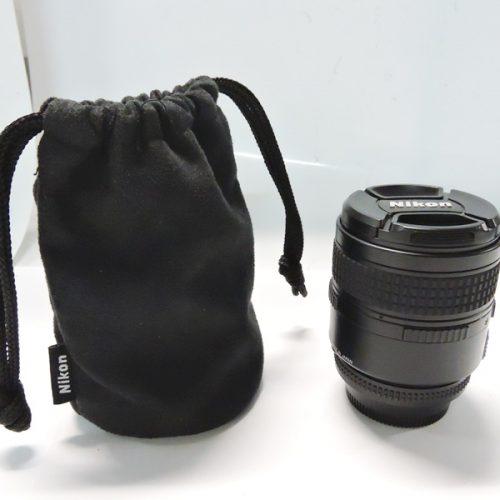 カメラ買取実績紹介「Nikon ニコン AF MICRO NIKKOR 60mm micro 2.8D 内部カビ」