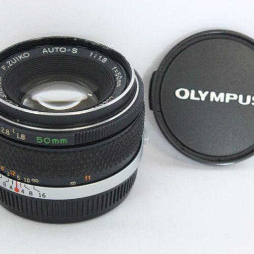 カメラ買取実績紹介「OLYMPUS オリンパス OM-SYSTEM F.ZUIKO AUTO-S 50mm F8」