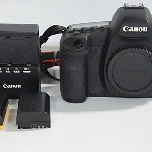 カメラ買取実績紹介「CANON キャノン EOS 5D Mark II ボディ」
