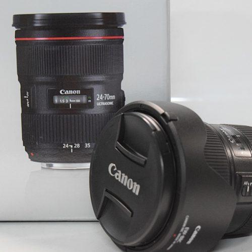 カメラ買取実績紹介「CANON キャノン EF 24-70mm F2.8L II USM」