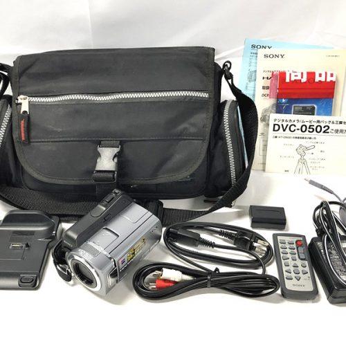 カメラ買取実績紹介「SONY ソニー  DCR-SR65」