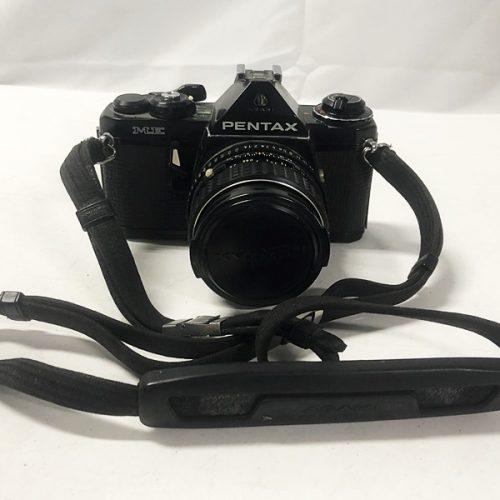 カメラ買取実績紹介「PENTAX ペンタックス ME SMC PENTAX-M 50mm F1.4」